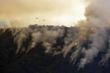Un feu près de Big Sur en Californie atteint un coût historique