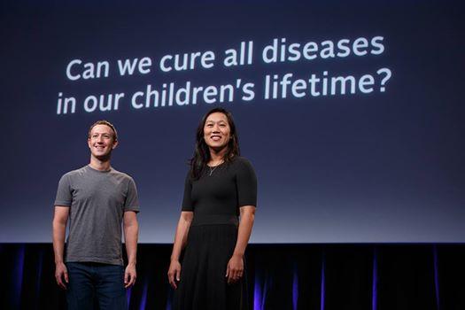 Le fondateur de Facebook donne 3 milliards de dollars pour éliminer les maladies
