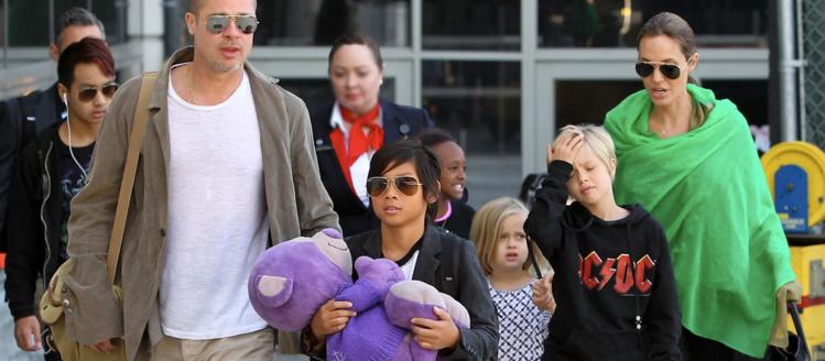 Enquête sur Brad Pitt pour comportement agressif envers ses enfants