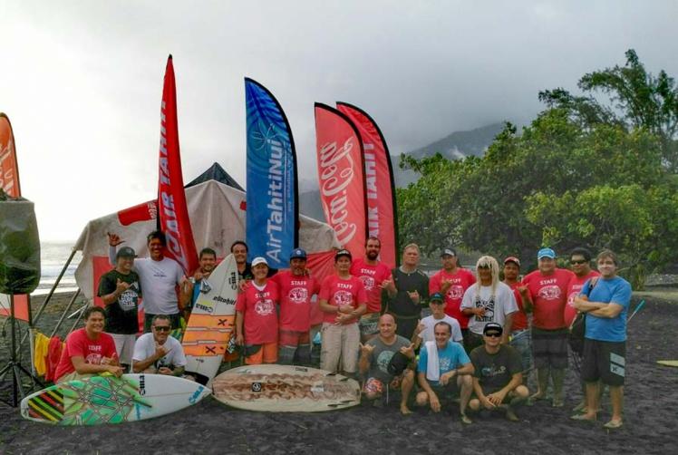 Surf – Tahiti Master Tour : Wilfred Villet réalise le doublé surf et kneeboard