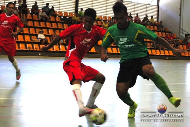 Futsal - Top Nike : Beaucoup de buts lors la 3e journée