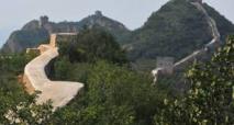 Une portion de Grande muraille recouverte de ciment provoque l'indignation en Chine