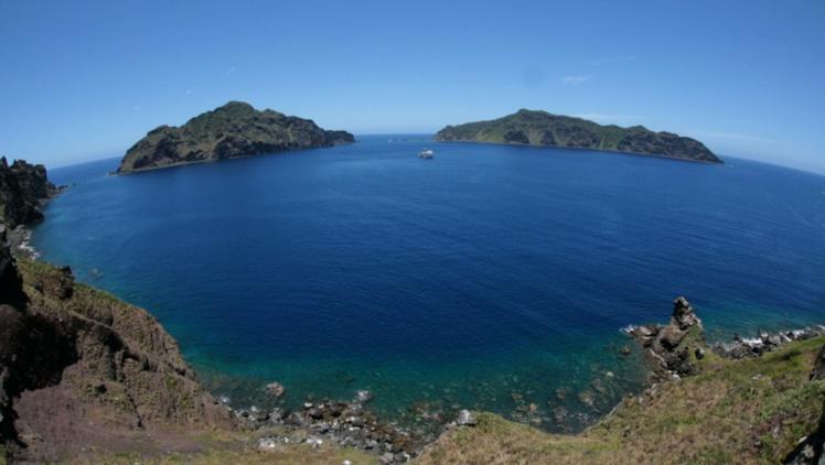 C'est sur l'île de Maug, au nord des Mariannes, que débarqua de Vigo, avant, finalement, d'être amené sur l'île principale de Guam.