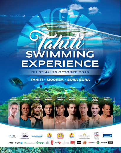 Natation – Tahiti Swimming Experience : Interview exclusive de Stéphane Debaere