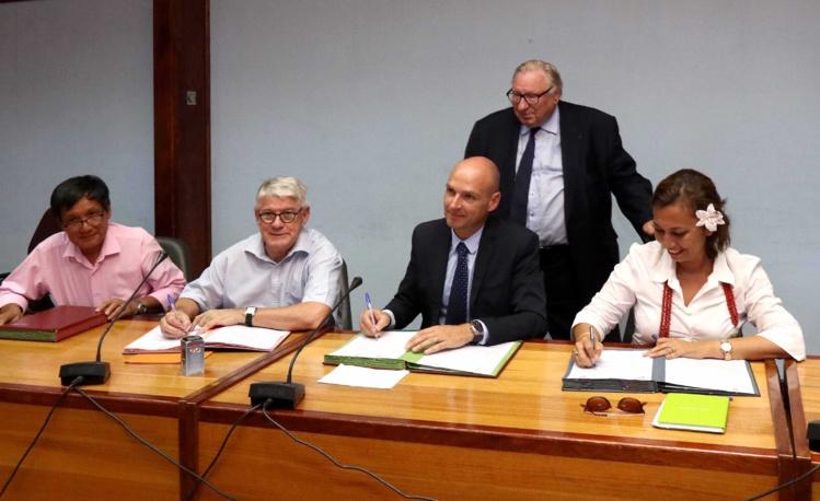 Signature de convention avec la Fédération des Autonomes de solidarité