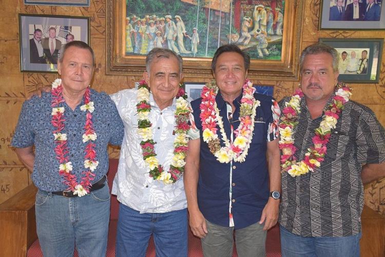 Punaauia, Faa'a, Papeete et le Pays travailleront ensemble pour solutionner les problèmes de déchets et d'eaux usées dans leurs secteurs