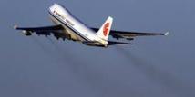 Le transport aérien au pied du mur sur le climat