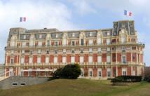 Braquage nocturne à l'Hôtel du Palais, célèbre palace de Biarritz