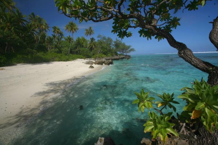 Du soleil, le souffle rafraîchissant de l'alizé, une eau à l'incomparable pureté, difficile de faire mieux que Rimatara en termes de plages de rêve…