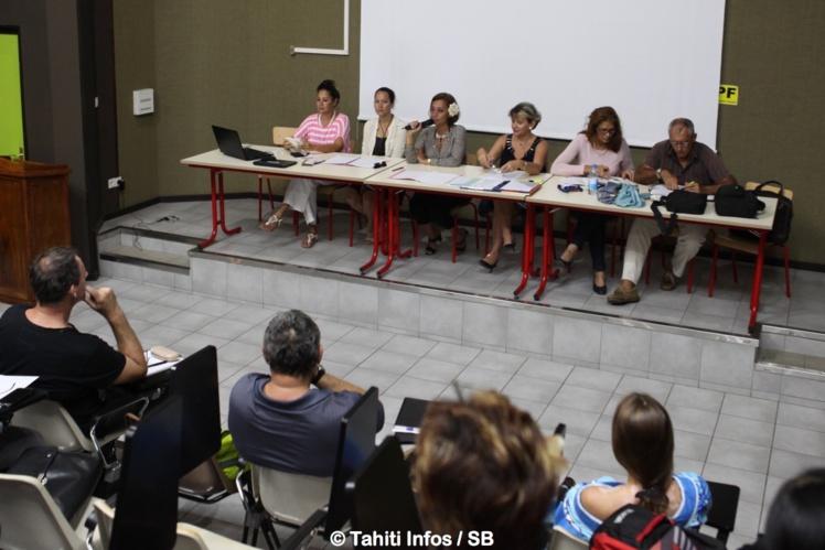 En début d'année, une réunion importante avait défini les orientations, le président du COPF n'y avait pas assisté pour raisons professionnelles
