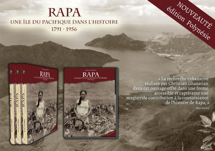 Un titre inédit sur l'île de Rapa