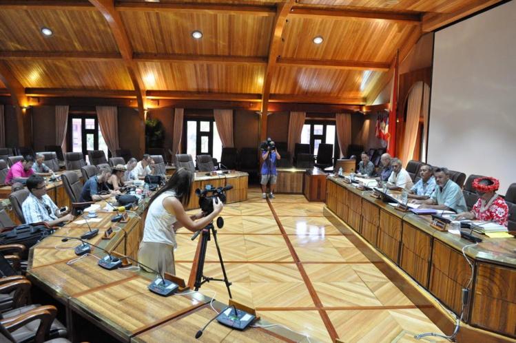 """CESC : """"Il faut une loi du Pays spécifique aux journalistes"""""""