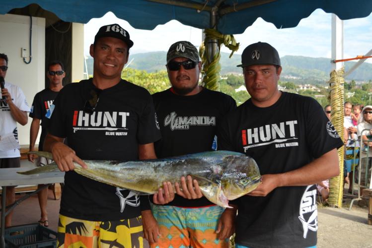 Concours de pêche sous-marine en haute mer samedi à Faa'a