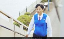"""Japon: des gouverneurs """"enceintes"""" pour encourager les hommes à participer aux corvées ménagères"""