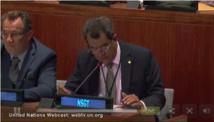 """Edouard Fritch à l'ONU : """"Les Polynésiens ne sont ni opprimés, ni des citoyens de seconde zone"""""""
