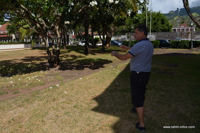 Le président du CESC veut redonner une autre image au jardin du CESC