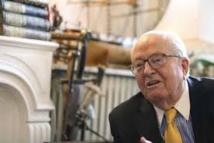 Jean-Marie Le Pen, au ban du FN, a contesté son exclusion au tribunal