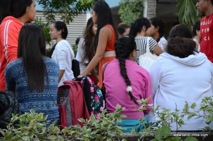 Le Centre du service national de la Polynésie française convoque annuellement 4 500 jeunes filles et garçons pour la Journée de défense et citoyenneté.
