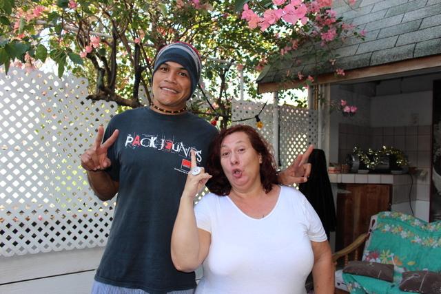 Mana, le vainqueur du Tahiti comedy show revient de Paris