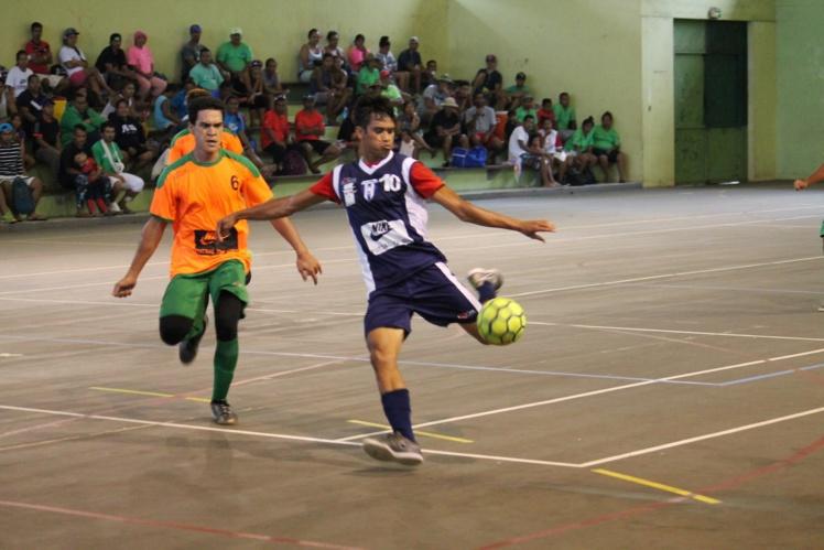 Futsal  - Top Nike J5 : Faa'a fait chuter le leader Viarei