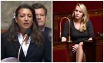 Maina Sage répond à Marion Le Pen (vidéo)