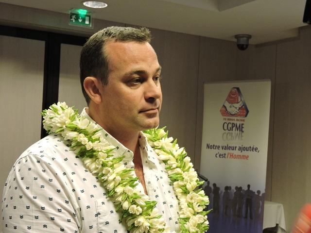 Sébastien Bouzard est le nouveau président de la CGPME. Fin 2015, la confédération comptait 699 adhérents employant 9096 salariés.