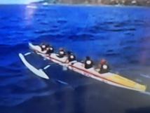 Shell Va'a remporte sa dixième Molokai Hoe