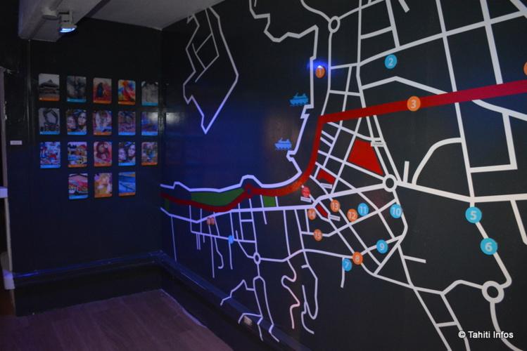 Le parcours de peintures murales devient un atout touristique important pour Papeete