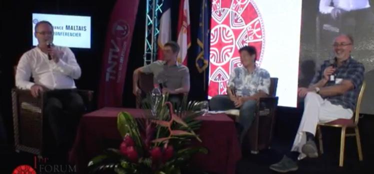 Forum économique: Philippe Turp nous fait rêver sur l'économie numérique