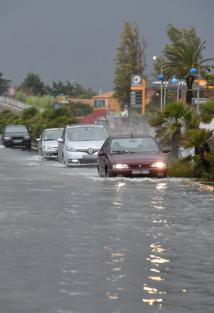 L'Hérault en vigilance rouge pluies-inondations