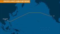 Google et Facebook s'allient pour un projet de câble sous-marin transpacifique