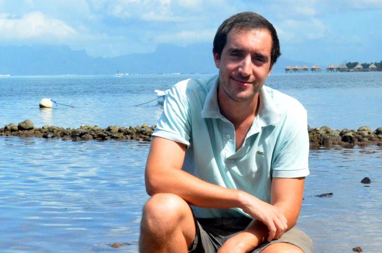 """Thomas Loison : """"La Polynésie française est une des parties du monde les plus favorables pour le développement de toutes les énergies renouvelables."""""""