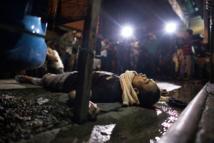 Pékin dit soutenir la lutte antidrogue controversée aux Philippines