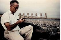 Mulloy, sur le site de l'ahu Atiu, qu'il appela ahu Akivi toute sa vie.
