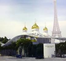 La Russie inaugure mercredi son centre orthodoxe à Paris, sans Poutine