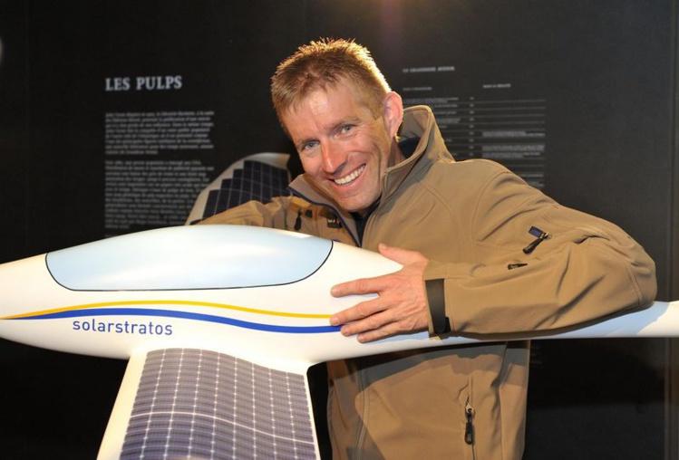 Raphaël Domjan présentera ce mardi soir ses nombreux projets utilisant l'énergie solaire.