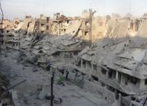 """Moscou suspend les raids aériens à Alep en """"geste de bonne volonté"""", Washington sceptique"""
