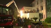 Inde: le bilan de l'incendie d'un hôpital monte à 20 morts