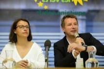 Les écologistes désignent les finalistes de leur primaire