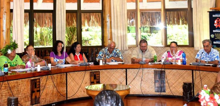 Le conseil municipal de Faa'a s'est réuni mardi.