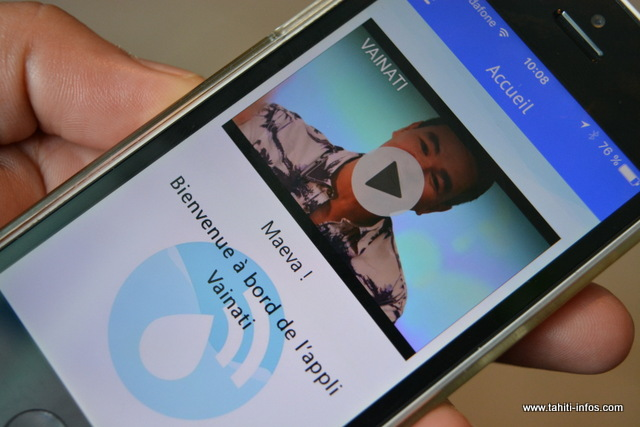 Vainati, une application mobile gratuite et utile
