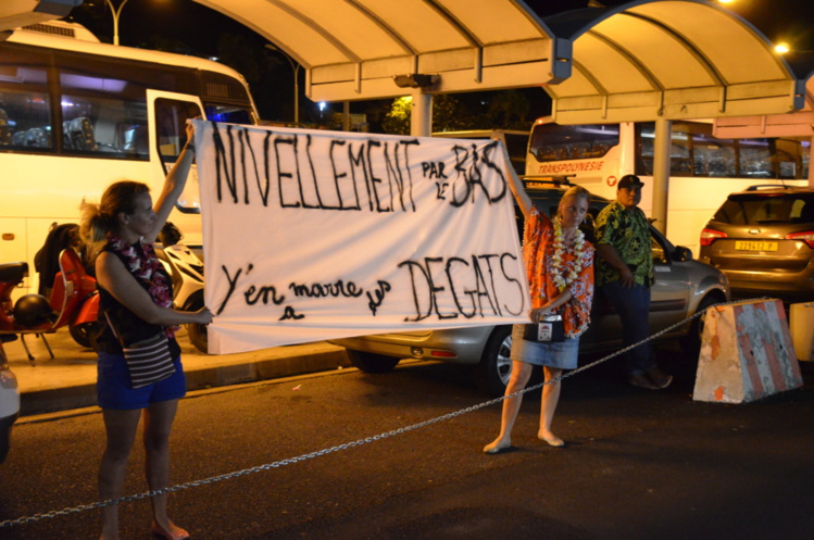 """Najat Vallaud-Belkacem : """"c'est très important qu'un ministre de l'Education nationale vienne en Polynésie"""""""