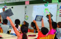 Les parents pourront aller en classe voir comment travaillent leurs enfants.