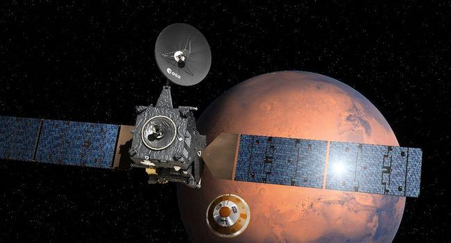 L'Europe a encore raté son atterrissage sur Mars