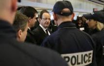 Grogne des policiers: François Hollande rencontrera mercredi les représentants de la police