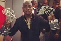 La star de l'afro-pop Wizkid rafle la mise aux MTV Africa Music Awards
