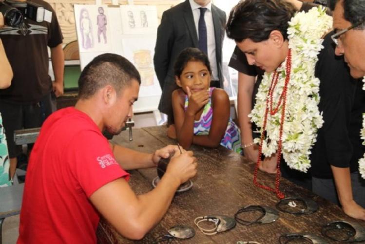 Les CAP sculpture, gravure, tressage et  tatouage seront reconnus au niveau national