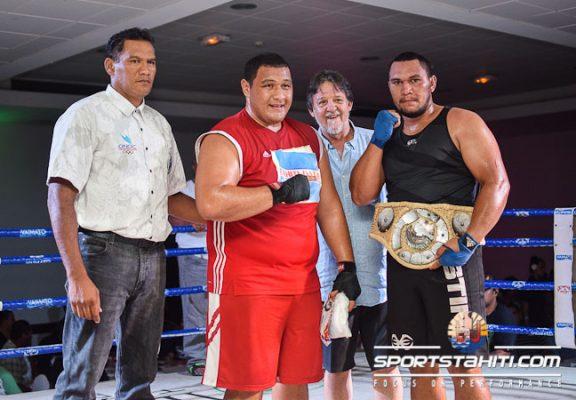 Boxe Amateur – Challenge Maco Nena : Amoroa Atiu s'impose en finale