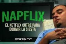 """Fatigué ? """"Napflix"""", la chaîne de la sieste, vous aide à dormir"""