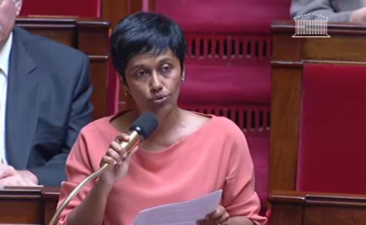 Ericka Bareigts, ministre des Outre-mer.